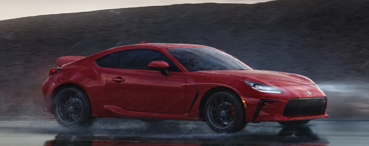 The 2022 Toyota GR 86