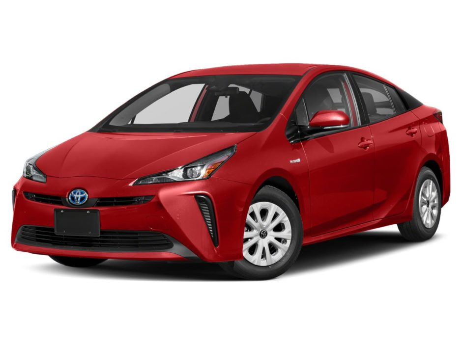 New 2021 Toyota Prius 4-Door Hatchback 20th Anniversary Edition Automatic